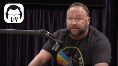 Alex Jones, Joe Rogan & Aliens
