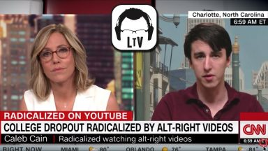 "CNN: YouTube Radicalization a ""Health Crisis"""