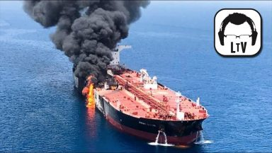 Don't Call It A False Flag: Iran Blamed For Tanker Attacks