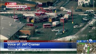 LIVE: 5 Dead In Aurora, IL Shooting