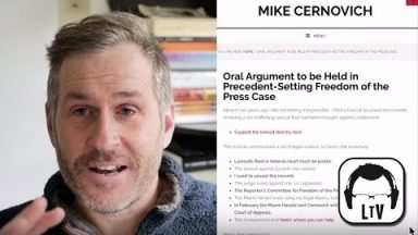 Mike Cernovich's Dubious Epstein Claims