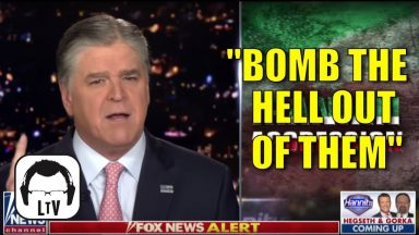 """Bomb the Hell Out of Them"" – Media & Politicians On Iran"