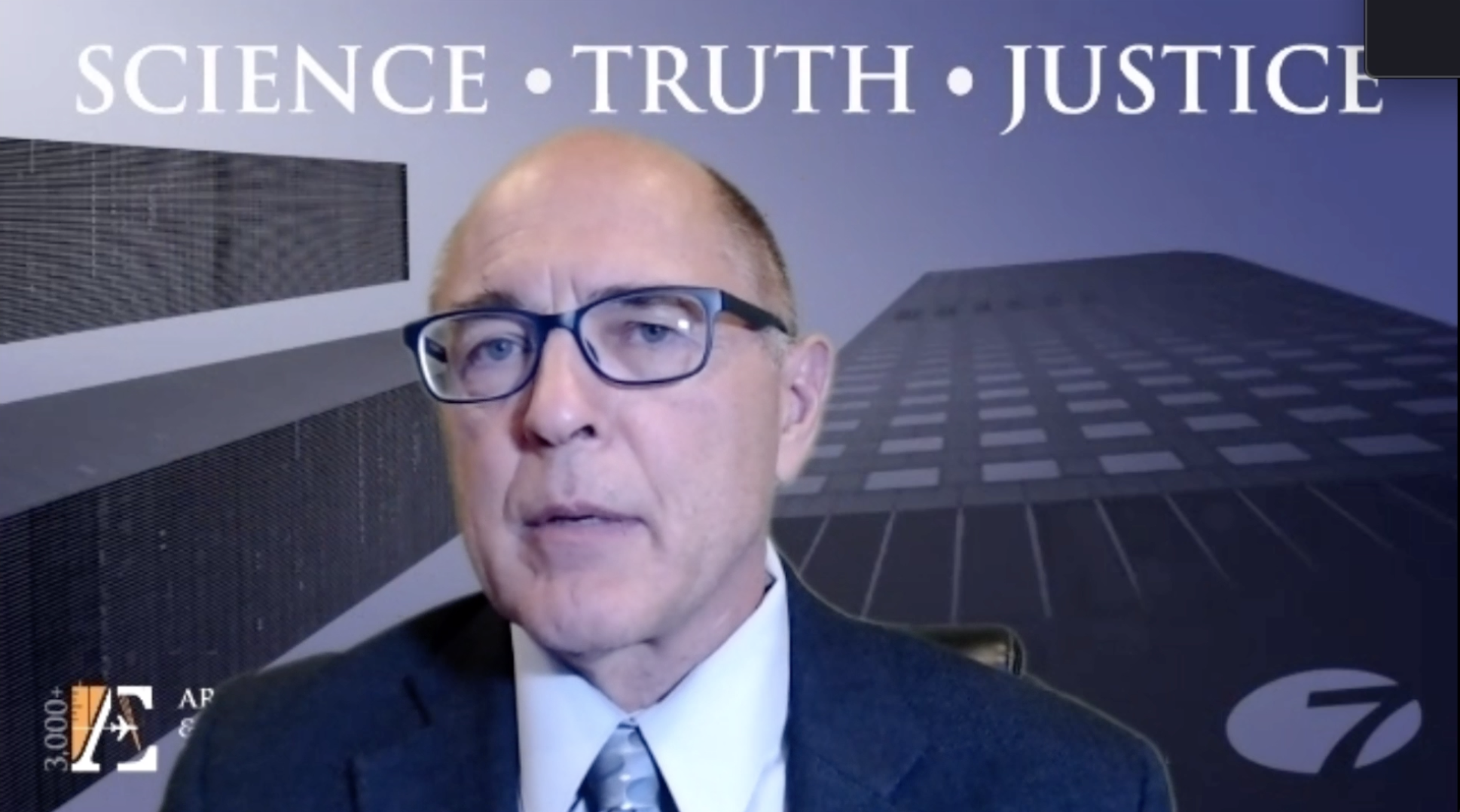 August 14, 2020 Richard Gage, A&E for 9/11 Truth